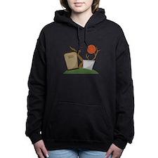 Graveyard Women's Hooded Sweatshirt
