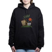Spooky Women's Hooded Sweatshirt
