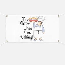 I'm Baking! Banner