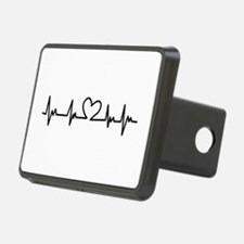 Heart Beat Hitch Cover