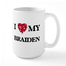 I love my Braiden Mugs