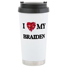 I love my Braiden Travel Mug