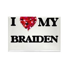 I love my Braiden Magnets
