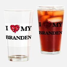 I love my Branden Drinking Glass