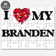 I love my Branden Puzzle