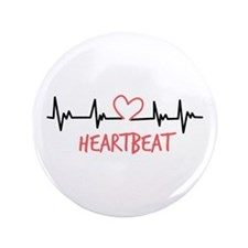 Heart Beat Button