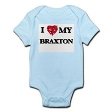 I love my Braxton Body Suit