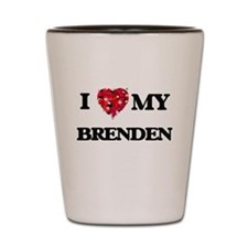 I love my Brenden Shot Glass