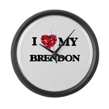 I love my Brendon Large Wall Clock