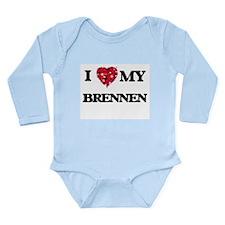 I love my Brennen Body Suit