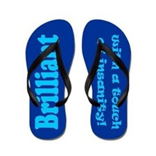 BRILLIANT WITH A TOUCH Flip Flops