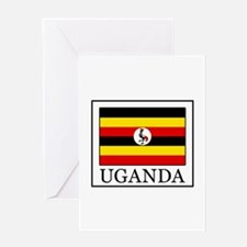 Uganda Greeting Cards
