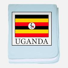 Uganda baby blanket