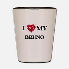 I love my Bruno Shot Glass