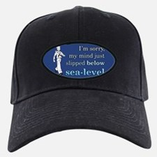 BELOW SEA LEVEL Baseball Hat