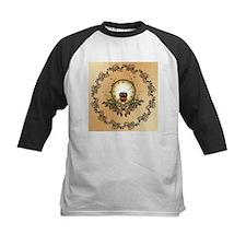 Steampunk, cute owl Baseball Jersey