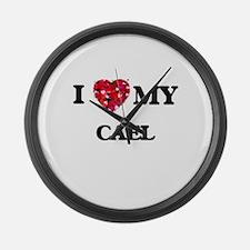 I love my Cael Large Wall Clock
