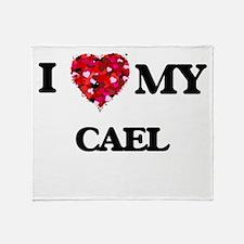 I love my Cael Throw Blanket