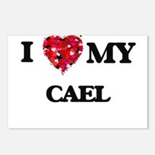 I love my Cael Postcards (Package of 8)