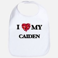 I love my Caiden Bib