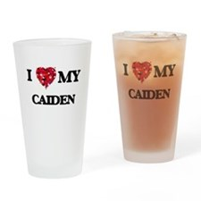 I love my Caiden Drinking Glass