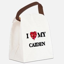 I love my Caiden Canvas Lunch Bag