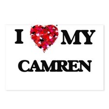 I love my Camren Postcards (Package of 8)