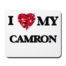 I love my Camron Mousepad