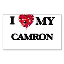 I love my Camron Decal