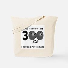 BOWLING - 300 CLUB Tote Bag