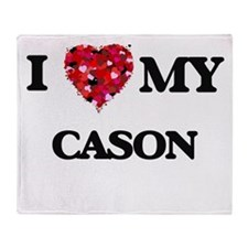 I love my Cason Throw Blanket