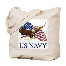 US NAVY Tote Bag