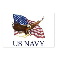 US NAVY Postcards (Package of 8)