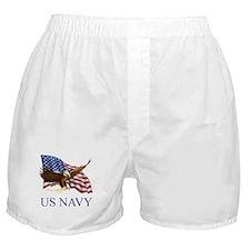 US NAVY Boxer Shorts