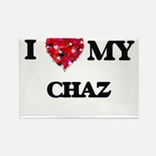 I love my Chaz Magnets