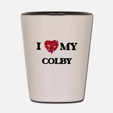 I love my Colby Shot Glass