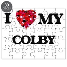 I love my Colby Puzzle
