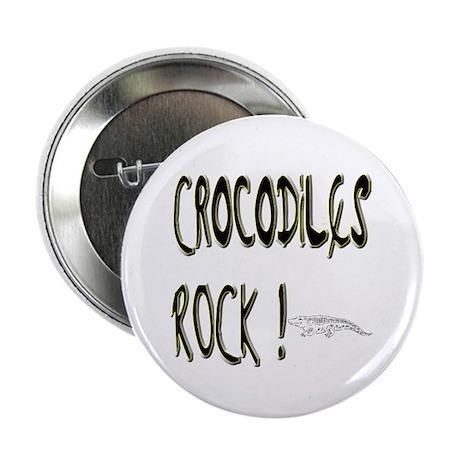 Crocodiles Rock ! Button