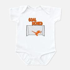 GOAL DENIED Infant Bodysuit