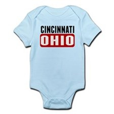 Cincinnati Ohio Body Suit