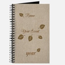 Chic Gold Glam Journal
