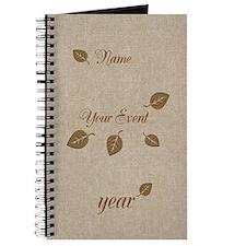 Chick Gold Leaf Journal