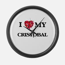 I love my Cristobal Large Wall Clock