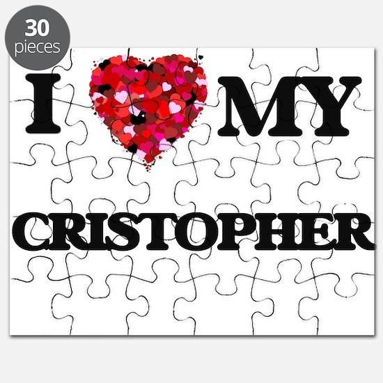 I love my Cristopher Puzzle