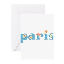 Paris Easter 01 Greeting Cards (Pk of 20)
