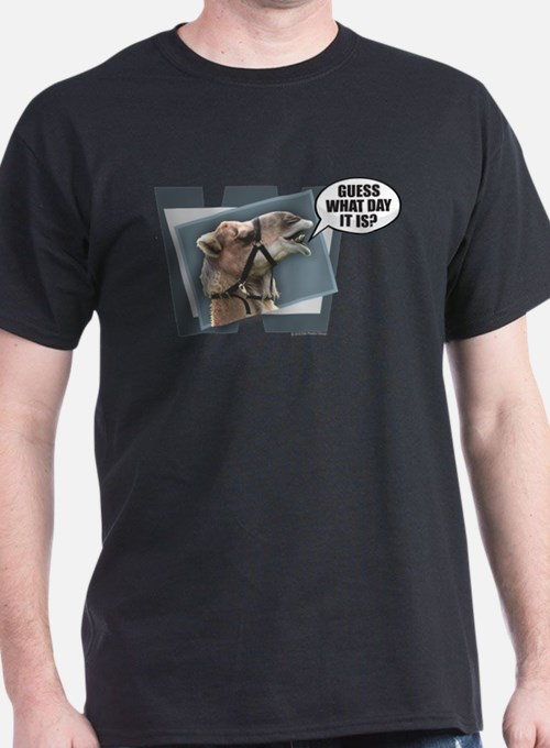 Cute Camel what day is T-Shirt