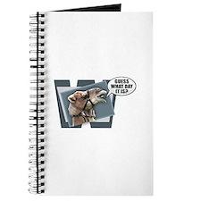 Cute Hump day camel Journal