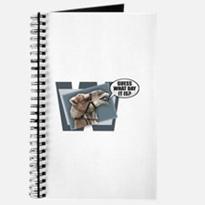 Cute Camels Journal