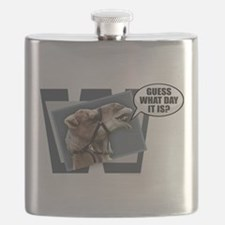 Unique Hump day camel Flask