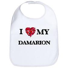I love my Damarion Bib